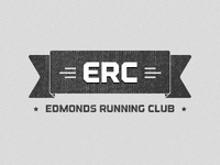 Edmonds Running Club Logo