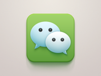 WeChat iOS Icon Redesign
