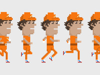 RUN PUMA RUN - Sprite Animation