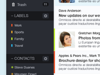 Mail App – Labels
