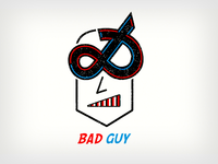 Bad Guy Logo