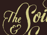 Soil and the Sun, final logo