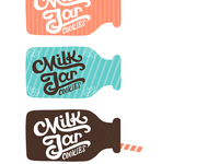 Milk Jar Cookies color