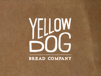 Yellow Dog Bread Company logo