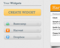 Drag and Drop Widgets