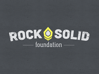 Rock Solid Foundation