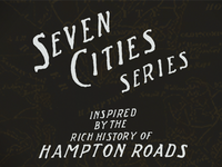 Seven Cities Series