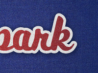 Ballpark Typeface - Additional Characters