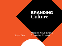 Branding Culture, a class on brand design.