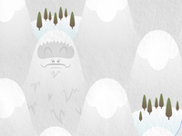 Yeti Background