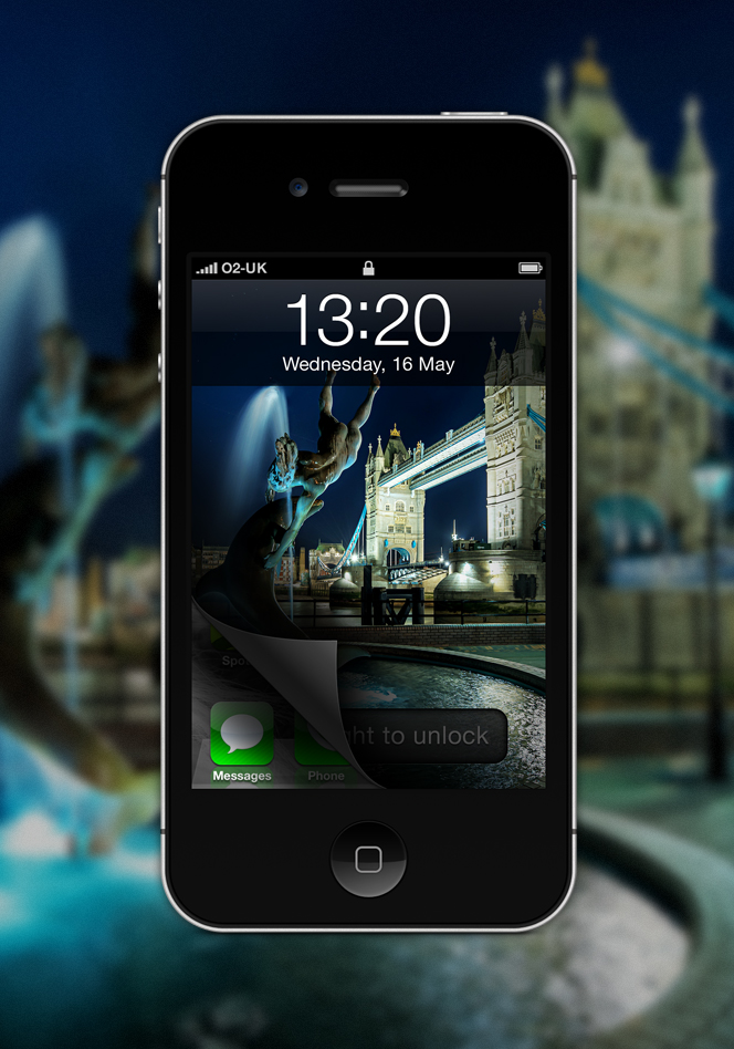 Dribbble_iphone_curl_phone