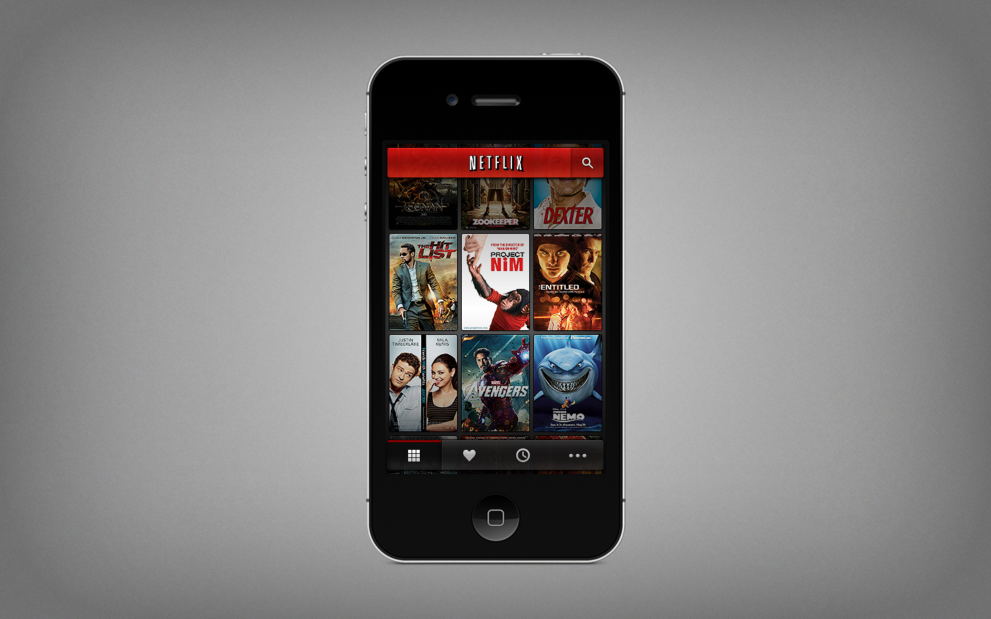 Netflix_iphone_ui_full