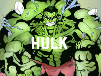 The Hulk - Avengers Week