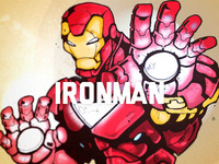 Iron Man - Avengers Week