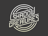Shadow Creatures (Band Logo)