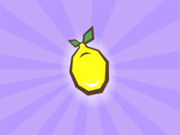 Sooper Kyoot Froot: Lemon