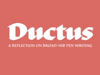 Ductus is released!