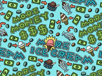 More Money, More Ice Cream