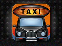 Icon Iphone London Taxi