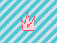 Party Princess Logo
