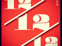 a graphical salute to 12.12.12.