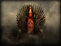 "Sagres Bohemia ""Game of Thrones"""