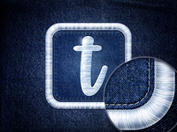 Jeans Icon Iphone Small