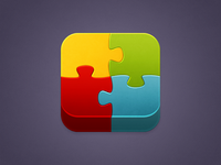Puzzle Man iOS icon