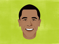 Obama Illustration