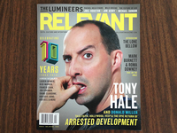 RELEVANT's 10th Anniversary Issue