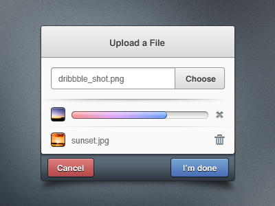Dribbble-upload-dialog