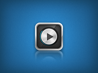 iOS Video Icon - Rebound