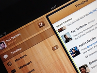 Twitter Client for iPad - Concept