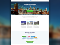 7 Students - Landing Page