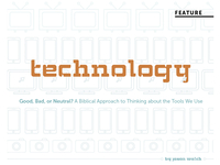 Technology Article Design