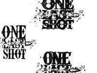 One Last Shot font research