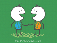 Technochai Cartoon
