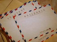 Airmail Notecards