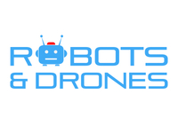 Robots and Drones Conference Logo
