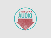 Download Audio Button