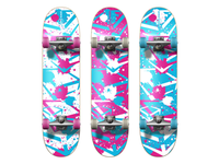 Skate Graphics Theme 3