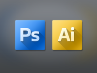 Replacement Icons for Photoshop & Illustrator