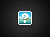 Where Am I? App Icon