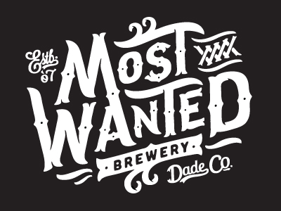 Most-wanted-type-dribbble