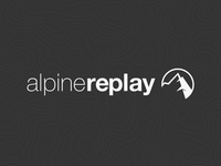 Alpine Replay Full Logo