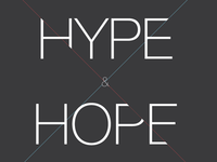 Hype and Hope 2.0