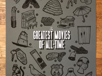 Greatest Movies Poster