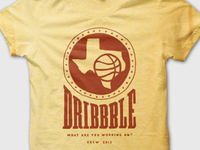 Dribbblin' In Texas