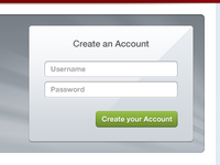 fav.tv: Create an Account