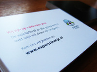 Experts in Wijn business card